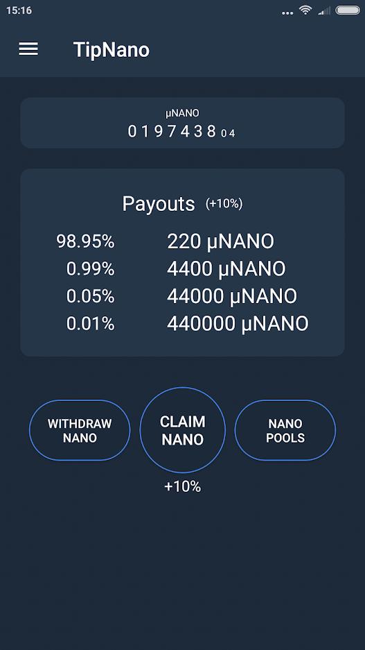 TipNano kran nano