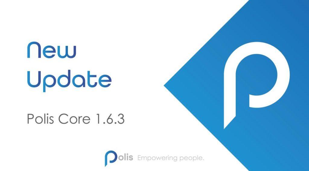 Wypuścili PolisCore v1.6.3.