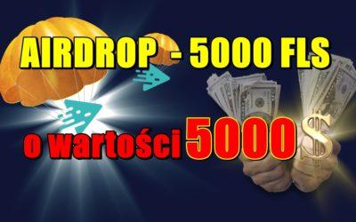 AIRDROP – 5000 FLS, o wartości 5000$