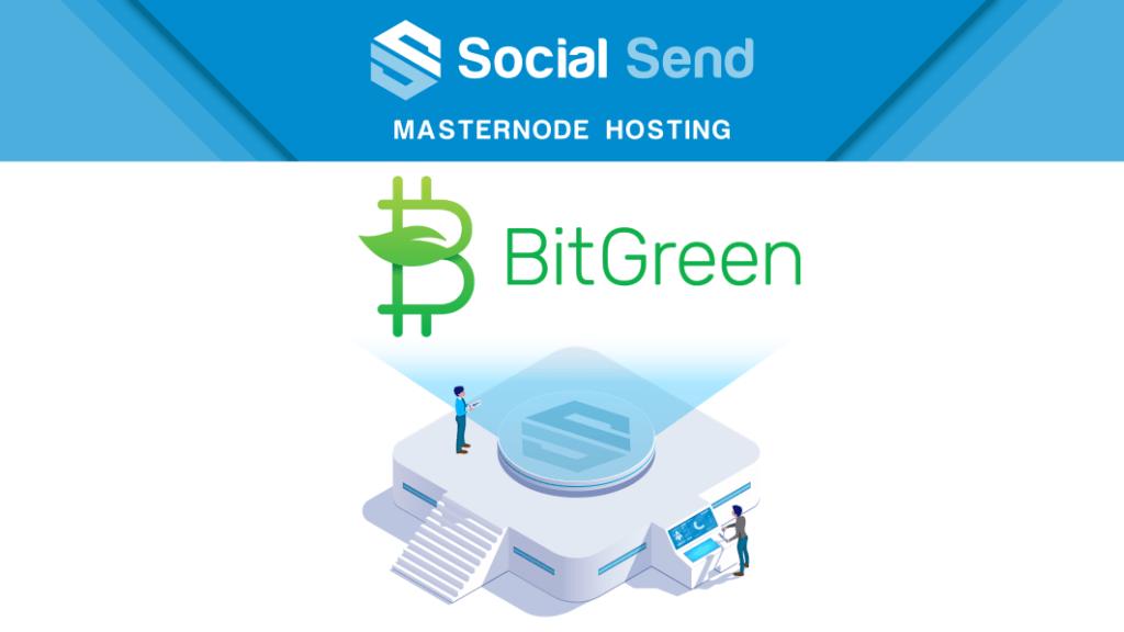 BitGreen został wymieniony na platformie SocialSend