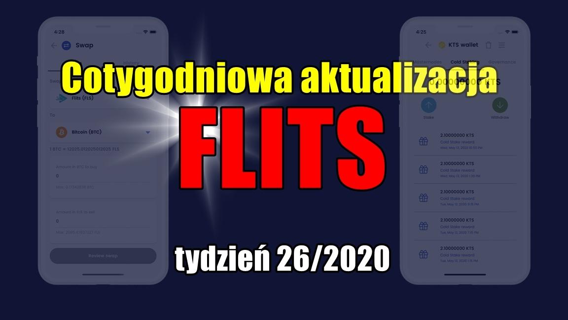 Cotygodniowa aktualizacja FLITS, tydzień 26/2020