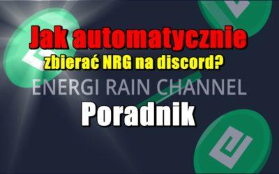 Jak automatycznie zbierać NRG na discord? Poradnik