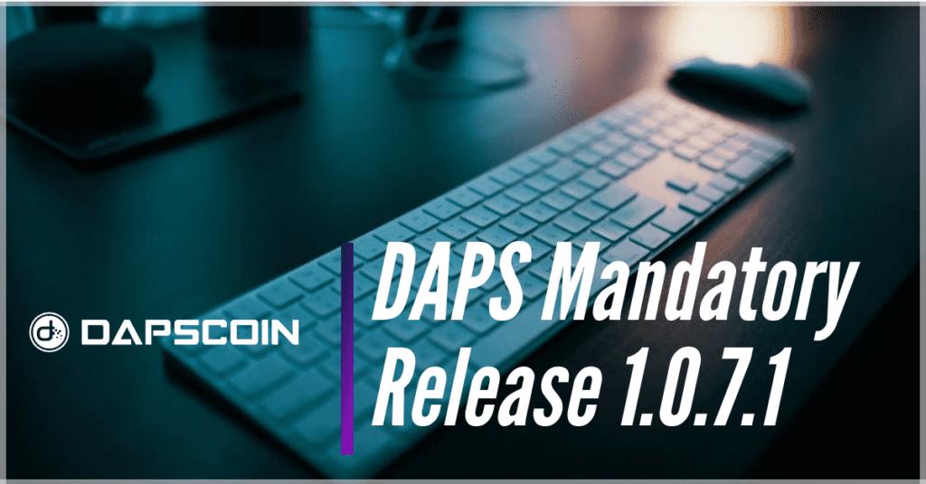 Nowa obowiązkowa aktualizacja DAPS już dostępna