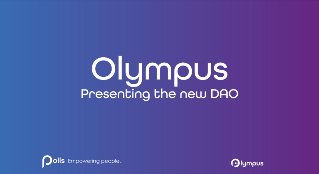 POLIS Zgodnie z obietnicą dostarczamy następny post wyjaśniający projekt Olympus