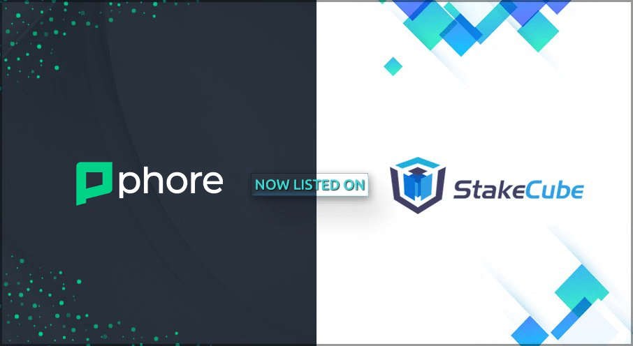 Phore (PHR) na Stakecube