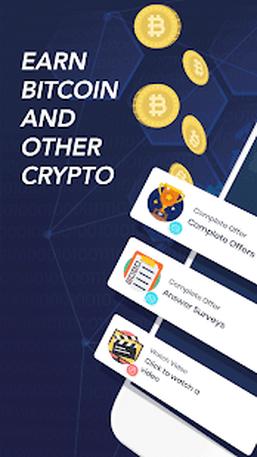 Quicrypto Earn Crypto & Free Bitcoin