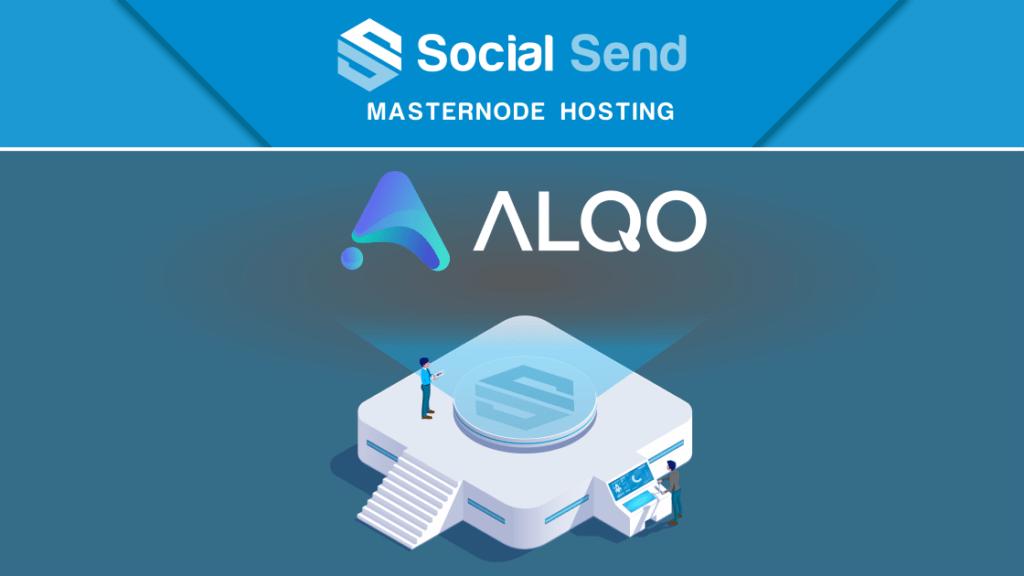 SocialSend ALQO (XLQ)
