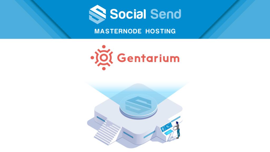 SocialSend Dodali GTM (Gentarium) do hostingu.