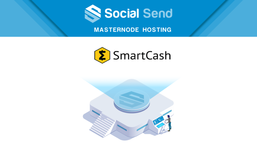 SocialSend Dodali SMART Cash do hostingu.
