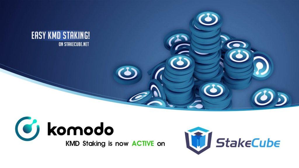 W końcu włączyliśmy obstawianie Komodo na StakeCube