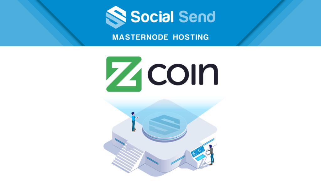 ZCoin w hostingu SocialSend