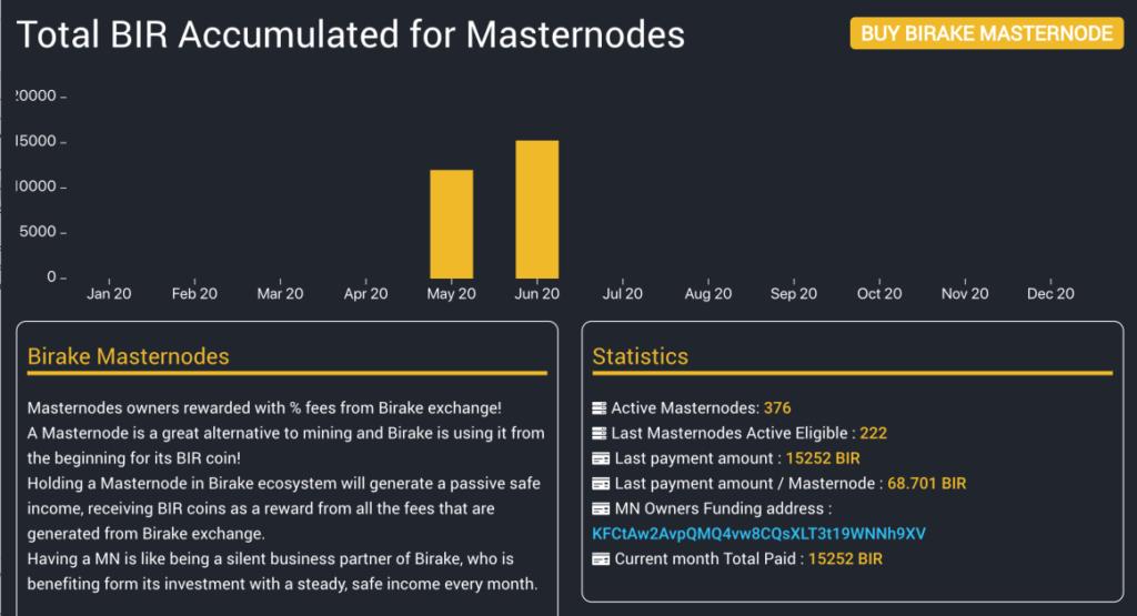 masternode Bir