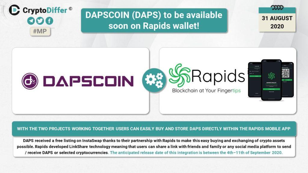 DAPS i Rapids współpracują!