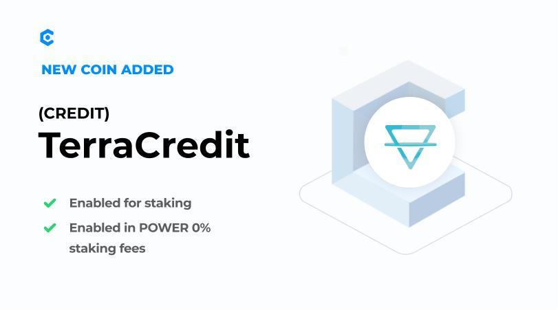 MyCointainer ogłosił najnowszą współpracę z Terracredit