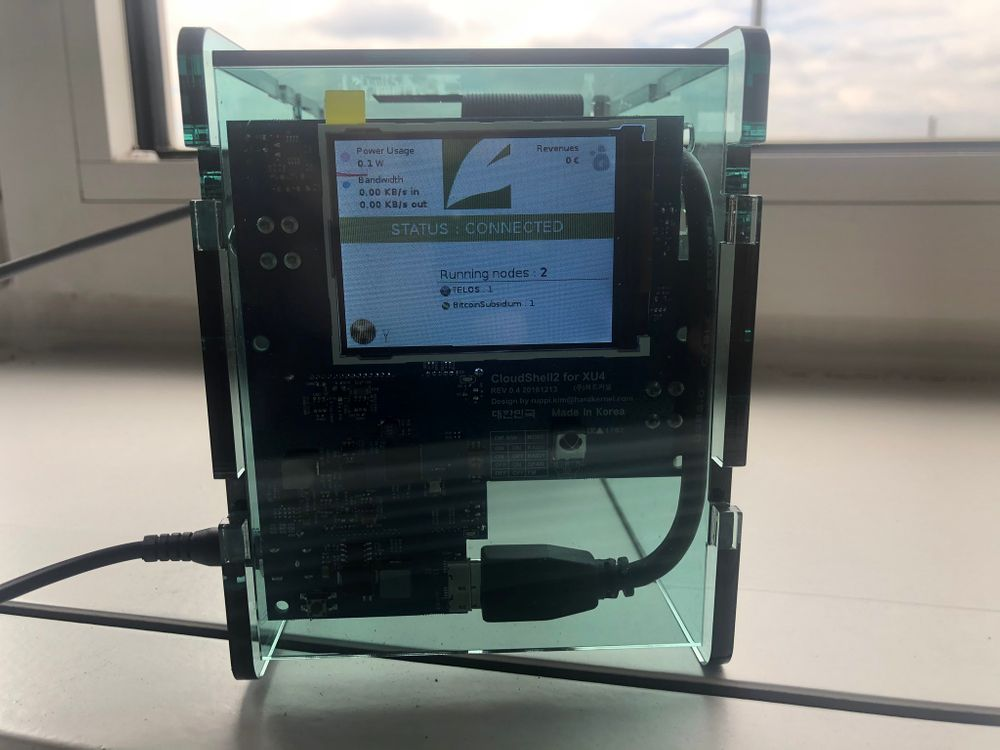 QPU komputer kwantowy Q2000 TELOS