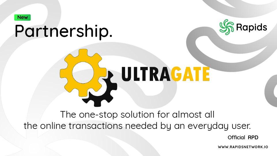Rapids Network Ogłosili nowe partnerstwo z Ultragate