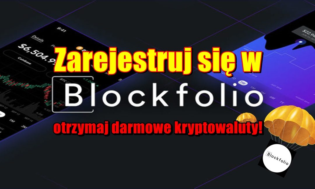 Zarejestruj się w Blockfolio Signal i otrzymaj darmowe kryptowaluty. Airdrop Blockfolio