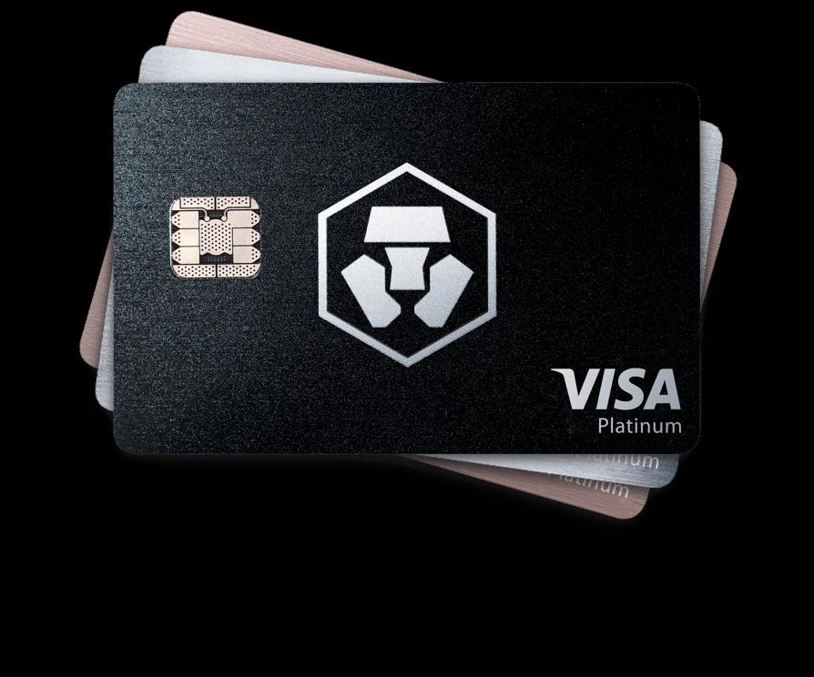 crypto.com karta VISA