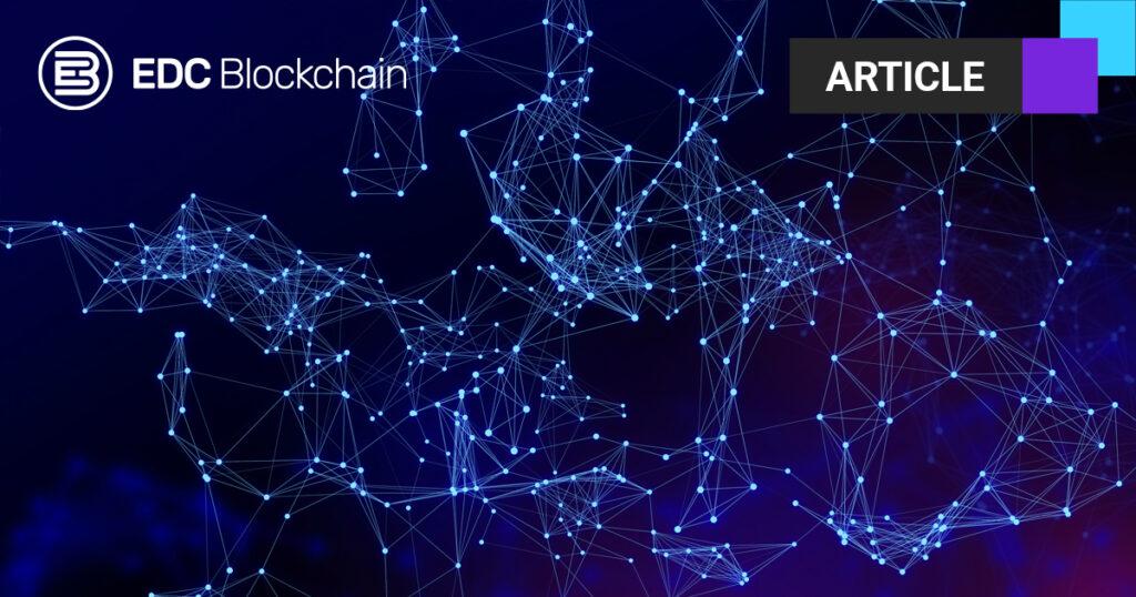 EDC Przejście na zdecentralizowany Blockchain