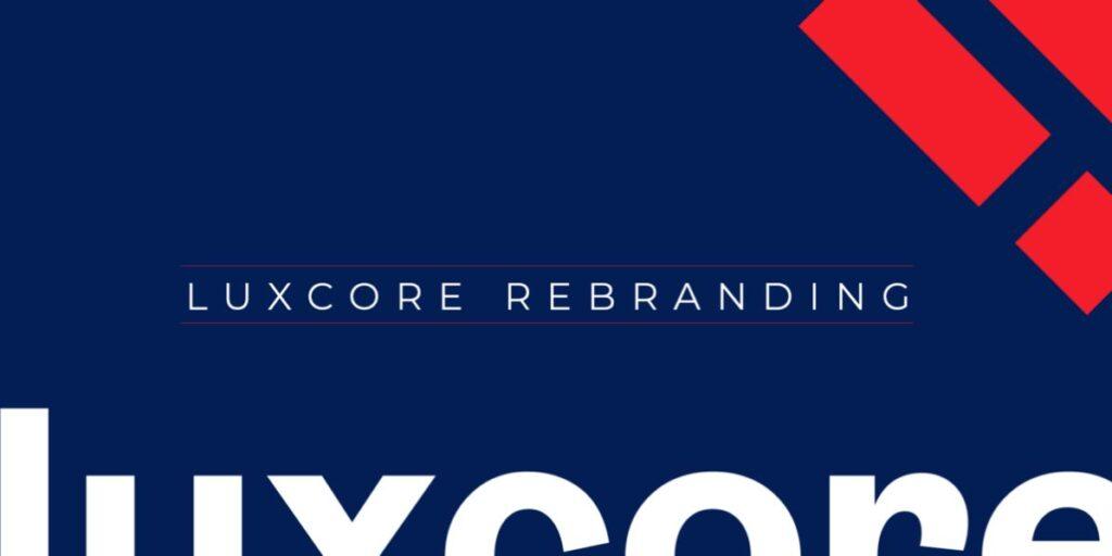 Ogłosili pełny rebranding Luxcore