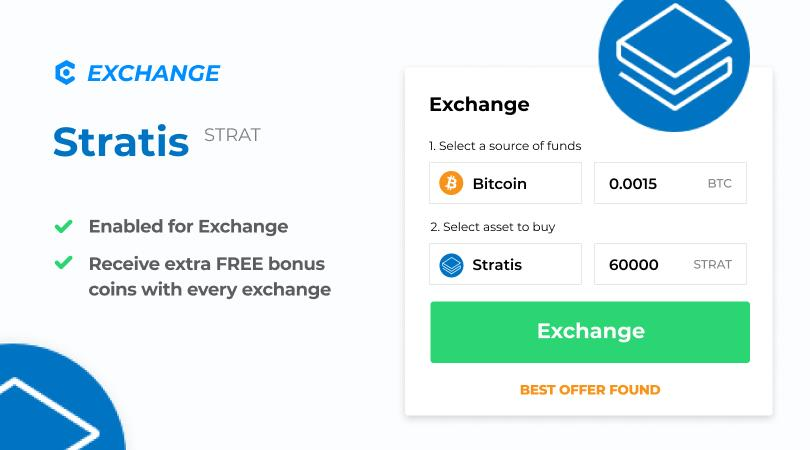 Stratis na MyCointainer