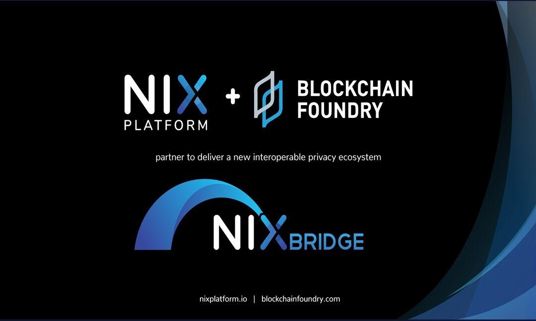 Zdecentralizowane Finanse Plus Prywatność, NIX Bridge ustawiony, aby urozmaicić wszystko w przestrzeni DeFi