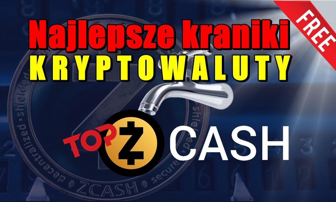 Najlepsze kraniki kryptowaluty ZCASH!