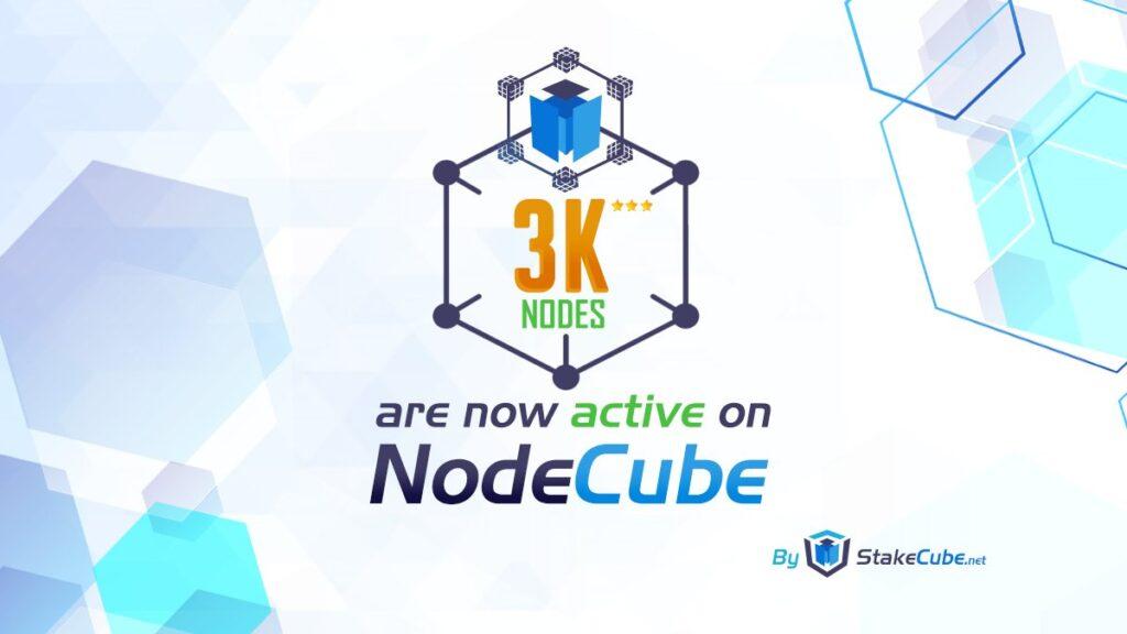 Usługa NodeCube osiągnęła nowy kamień milowy