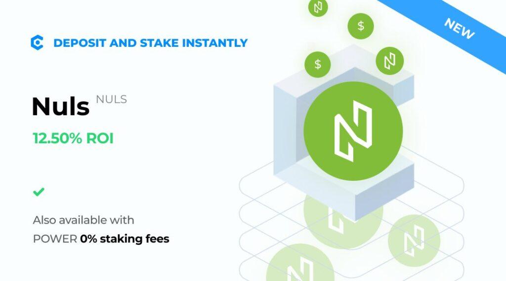 🔹 NULS zapewnia nowy standard branżowy w usprawnianiu wdrażania technologii blockchain MyCointainer