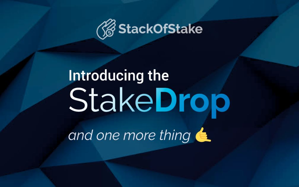 StackofStake Przedstawiamy StakeDrop
