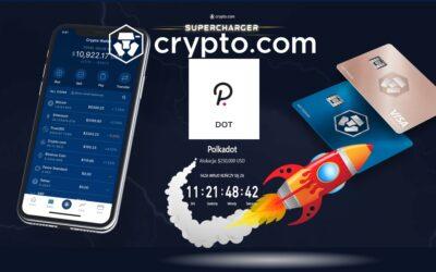 Supercharger w Crypto.com w paru najprostszych krokach