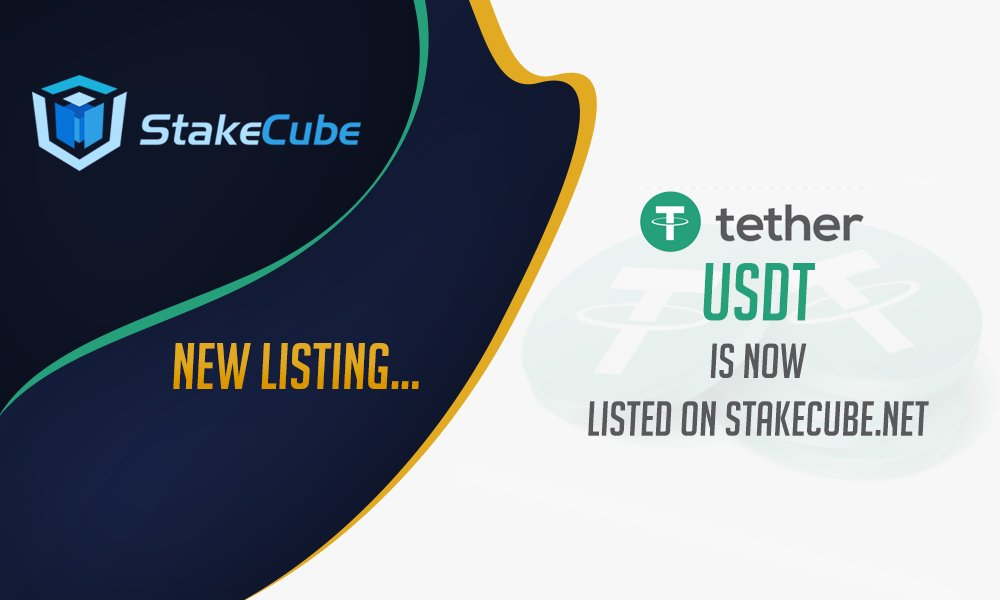 USDC i USDT jest już dostępne na StakeCube 2