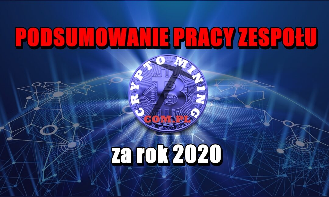 Ach ten rok 2020 w branży PoS i Masternode