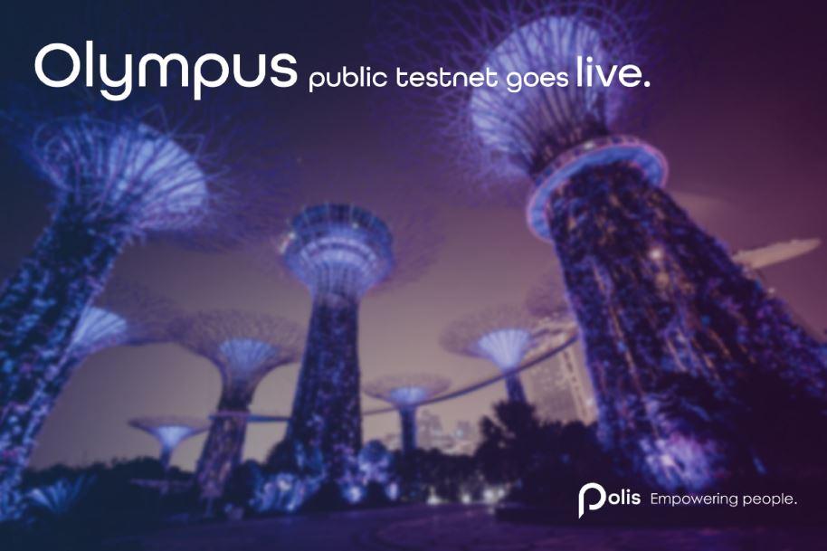 Skorzystaj z pierwszej publicznej sieci testowej Olympus Polis