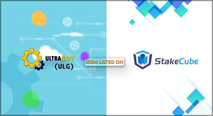 Ultragate jest już dostępne w Stakecube i ich wymianie!