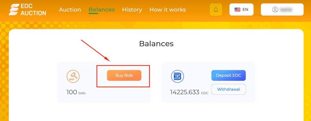 Uzyskanie 1000% zwrotu gotówki w 60 sekund Aukcja EDC to umożliwia! 3