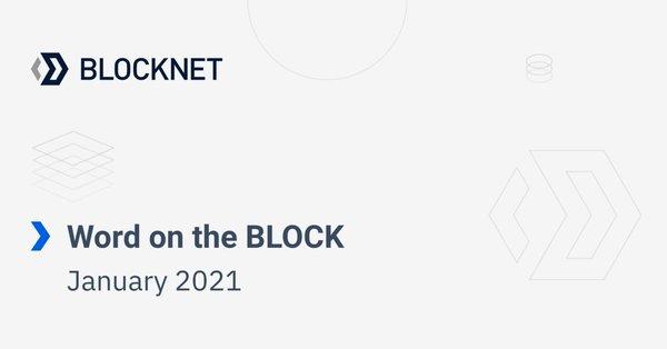 Nowe słowo na temat BLOCK jest już dostępne
