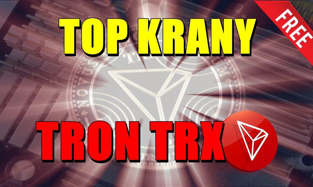TOP KRANY TRON TRX