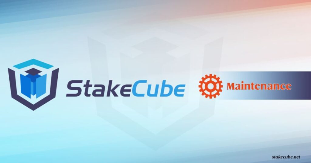 Wstrzymanie wymiany StakeCube 23 stycznia 2021