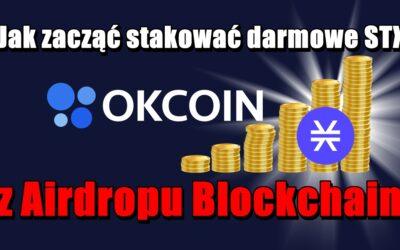 Jak zacząć stakować darmowe STX z Airdropu Blockchain