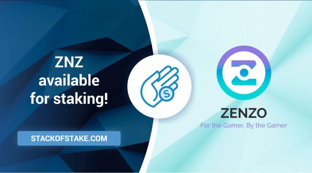 ZENZO (ZNZ) wymienione na Stack Of Stake