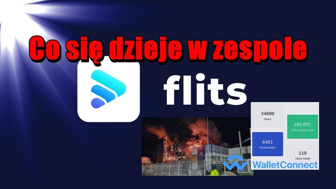 Co się dzieje w zespole Flits!