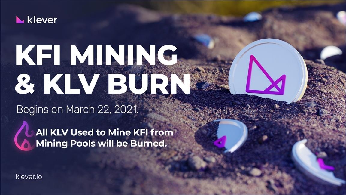 KFI Mining & KLV Burn, start 22 marca!