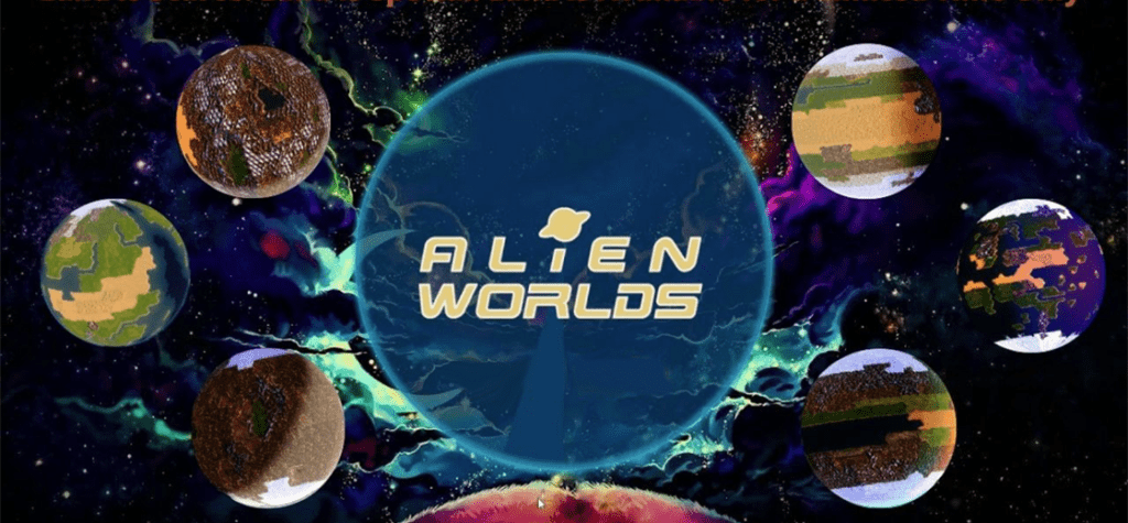 Alien-Worlds-Becoming-the-Leading-Blockchain-Game-of-the-Globe