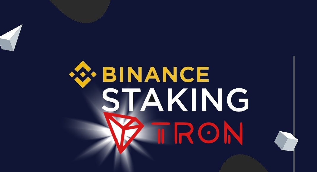 Binance staking: TRON (TRX)