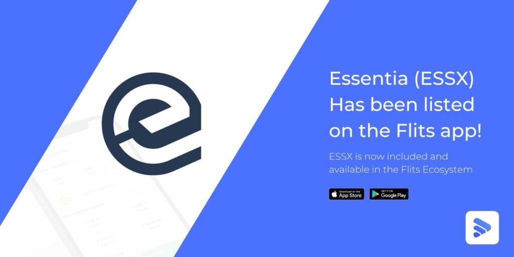 Essentia One (ESS i ESSX) - teraz dostępne w aplikacji Flits