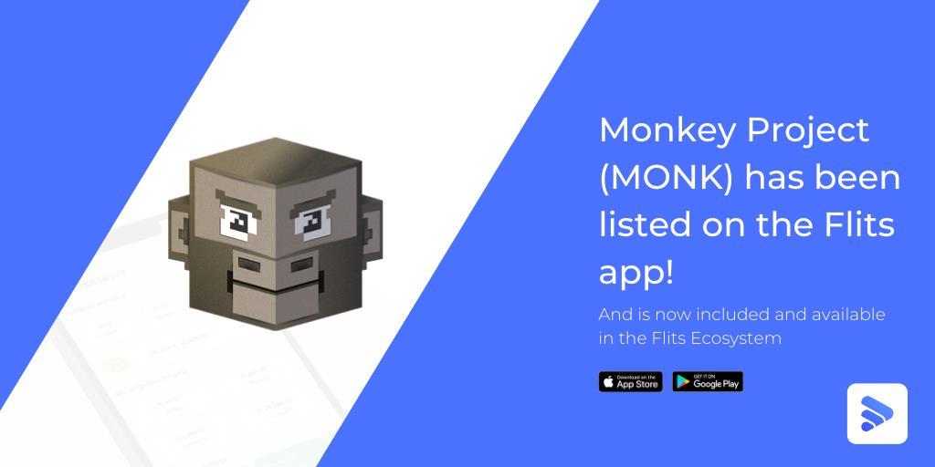 MONK jest teraz wymieniony w aplikacji Flist