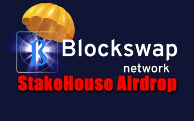 ELEVATE House – StakeHouse Airdrop