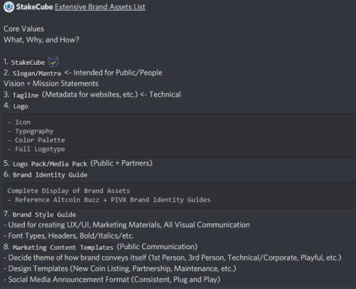 StakeCube informacje z 14 maja 2021 r 1