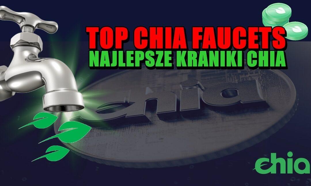 TOP CHIA FAUCETS – NAJLEPSZE KRANIKI CHIA